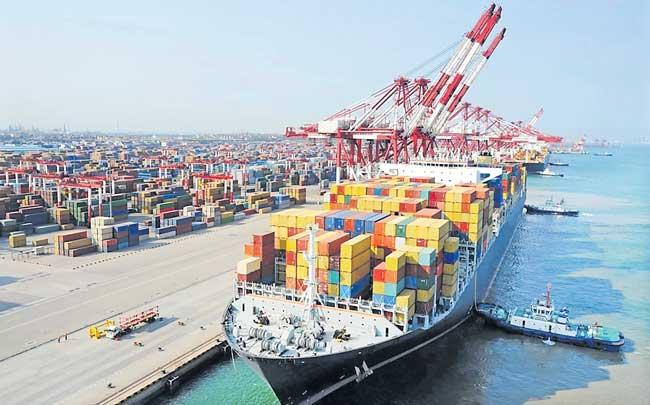 indian markets slow down an exports - Sakshi