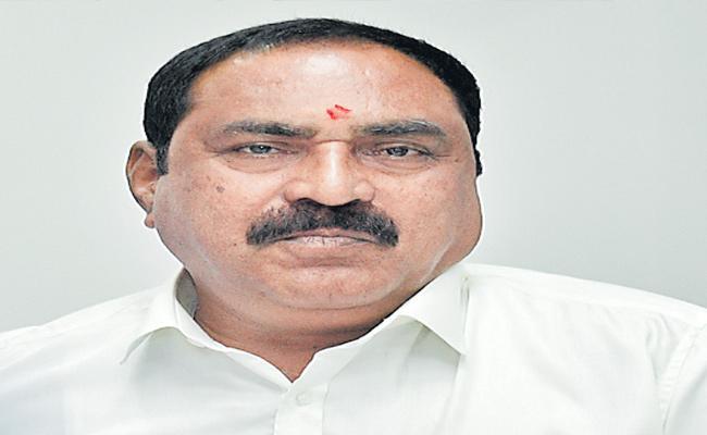 Errabelli Dayakar Rao Slams BJP Leaders - Sakshi