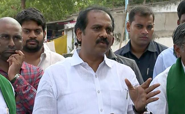 Kurasala Kannababu Comments On Agricultur Sector Developements - Sakshi