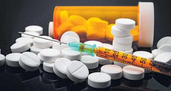 Fake drugs supply in america indo americans - Sakshi