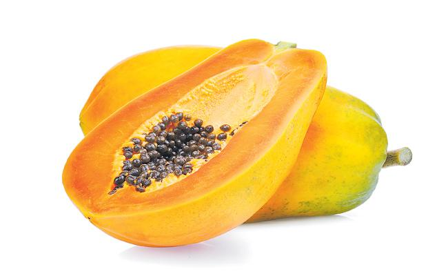 High Rates For Papaya In Hyderabad Market - Sakshi