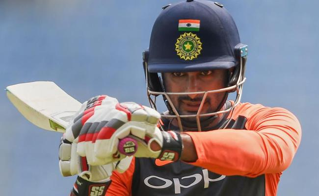 Ambati Rayudu Named Captain Of Hyderabad - Sakshi