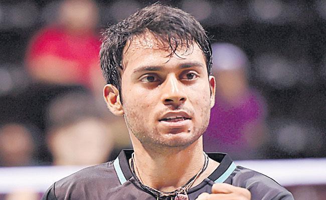 Sourabh Verma Entered The Semifinals of The Badminton Tournament - Sakshi