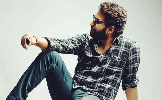 Vishwak Sen in talk For Sonu Ki Titu Ki Sweety Telugu Remake - Sakshi