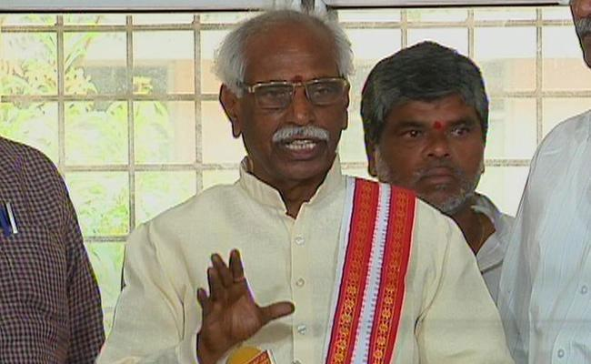 Bandaru Dattatreya Speech In Burgula Ramakrishna Rao Vardhanti - Sakshi
