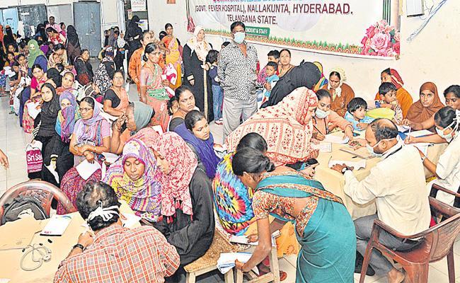 Dengue Fever Danger Bells in Hyderabad - Sakshi