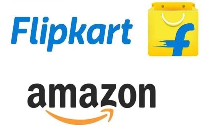 Ban upcoming festive sales on Amazon Flipkart says CAIT - Sakshi