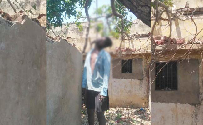 Love Failure Man Commits Suicide in Prakasam - Sakshi