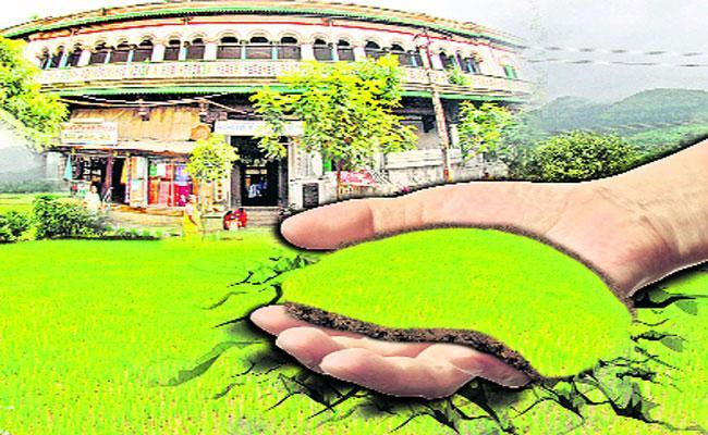 Irregularities In Land Registrations In Chittoor - Sakshi