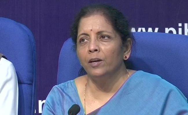 Tax System Will Soon Be Reformed Says Finance Minister Nirmala Sitharaman - Sakshi