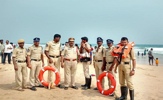 Terrorists Alert in PSR Nellore Beach Area - Sakshi