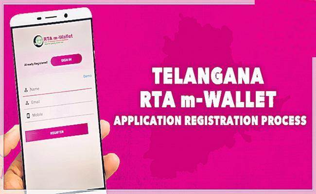 33.31 lakh RTA M wallet App Users - Sakshi