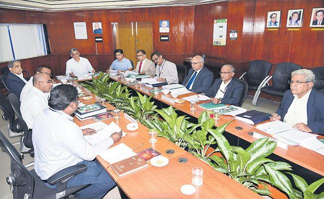 Visakha Steel plant Gains Profit - Sakshi