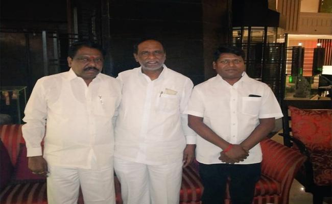 Former Minister Suddala Devaiah Likely To Join in BJP - Sakshi