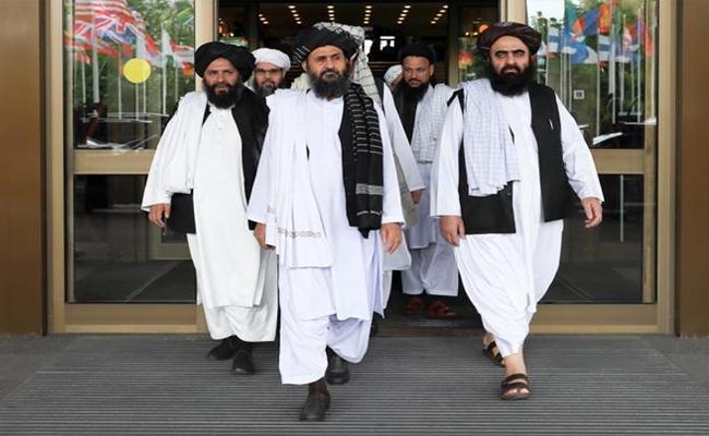 Taliban Delegation Visits Russia After Trump Says Talks Dead - Sakshi