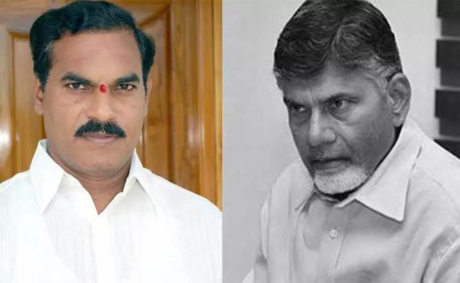 Thota Trimurthulu Resigned For TDP In East Godavari - Sakshi