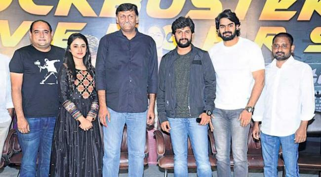 Gang Leader movie success meet - Sakshi