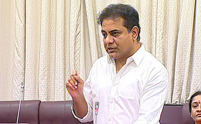 KTR Gives Clarification About Uranium Mining In Nallamala - Sakshi
