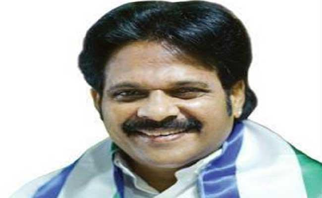 MP MVV Satyanarayana Appointed Member Of IT Parliamentary Committee - Sakshi