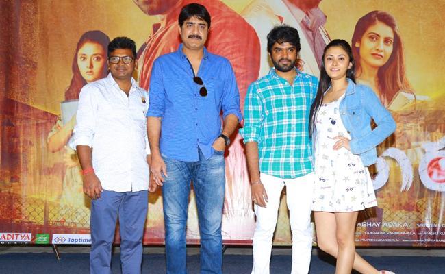Srikanth, Abhay, Megha Starrer Marshal Movie Successmeet - Sakshi