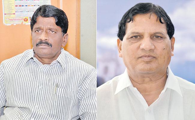 TRS MLA Ahmed Meets BJP MP Arvind sparking rumours of a Defection - Sakshi