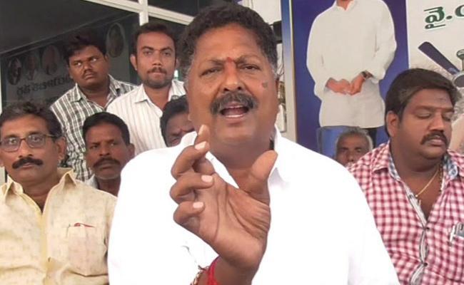 Tanuku MLA Nageshwar Rao Comments on Pawan Kalyan - Sakshi