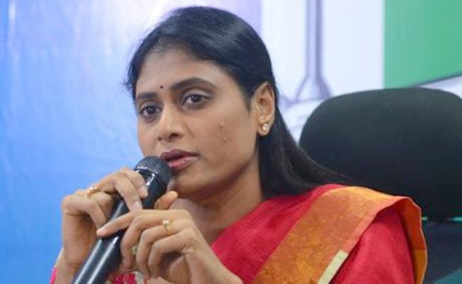 YS Sharmila Speech In Kuwait Over YSRCP Cadre - Sakshi