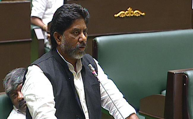 Bhatti Vikramarka Slams On TRS In Assembly - Sakshi