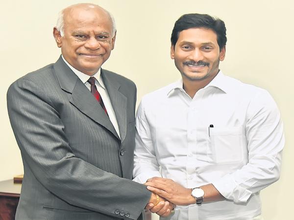 AP Lokayukta Justice P Lakshman Reddy comments on Corruption - Sakshi