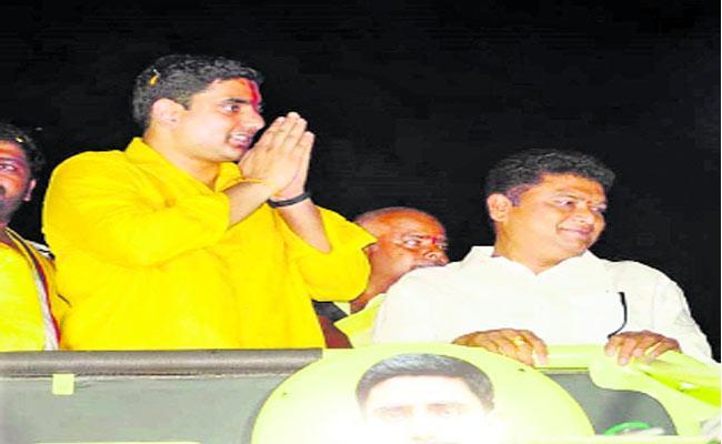 YSRCP Slams On TDP Fake Campaign Over Chalo Atmakur - Sakshi