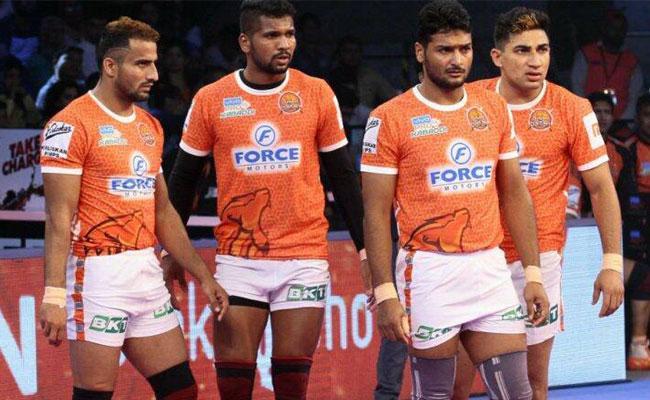 Puneri Paltan and Haryana Steelers win Pro Kabaddi League Season 7 - Sakshi