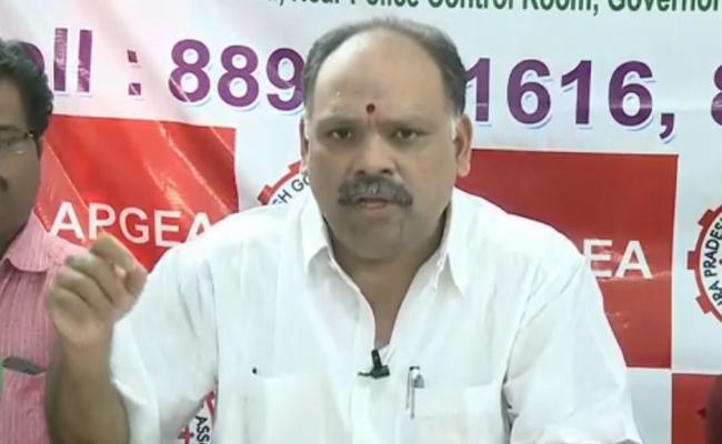 AP Junior Lecturers Association Meeting Held In Vijayawada - Sakshi
