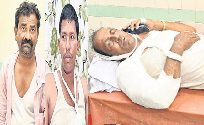 Devipatnam Boat accident escaped people Frame of mind - Sakshi