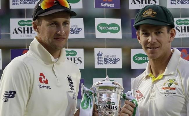 For The First Time Ashes Series Ends Draw In 47 Years - Sakshi