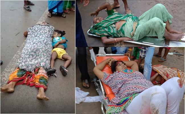 Two Died In Car Auto Collision At Pedapadu In West Godavari District - Sakshi