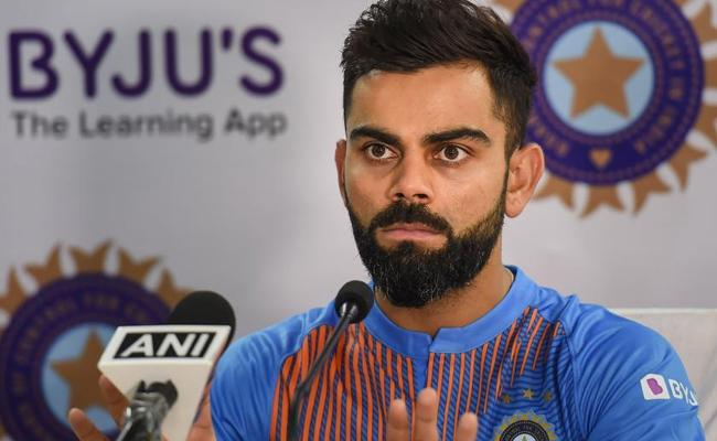 Kohli Has An Important Advice For Upcoming Youngsters - Sakshi