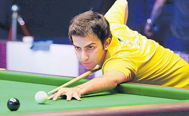 Pankaj Advani Wins 22nd World Title  - Sakshi