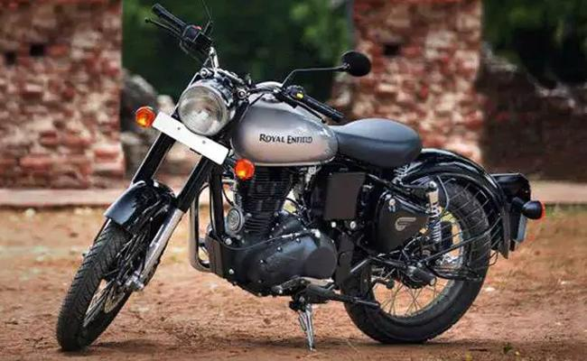 Royal Enfield Classic 350 S launched in India - Sakshi
