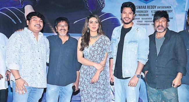 Tenali Ramakrishna BA BL Teaser Launch - Sakshi