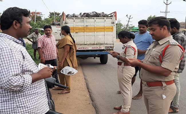 Strict Traffic Regulations - Sakshi