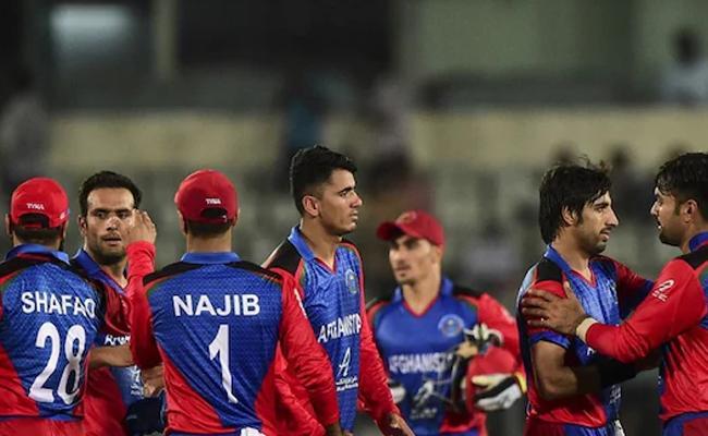 Afghan Set T20I World Record With Win Over Bangladesh - Sakshi
