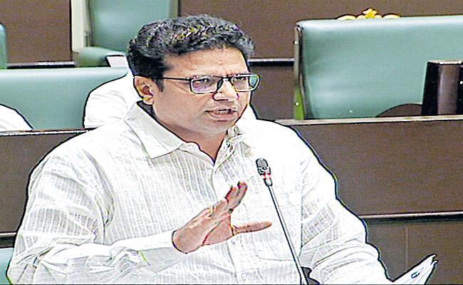 Congress MLA Sridhar Babu Fires On TRS Government - Sakshi