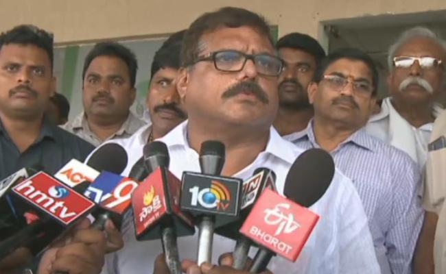Botcha Satyanarayana Express Condolence On Kodela Siva Prasad Rao - Sakshi