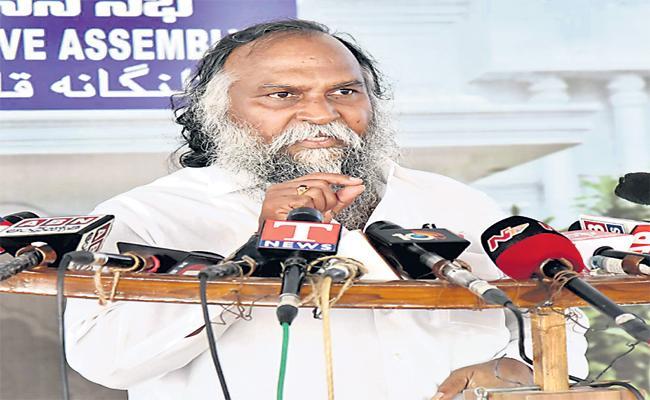 Congress Leader Jagga Reddy Fires on Etela Rajender - Sakshi