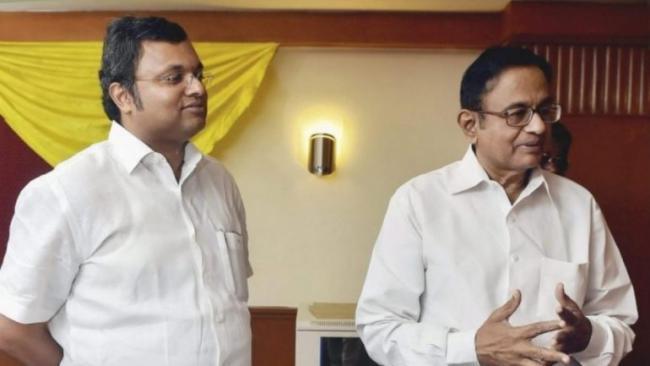 Karti Writes to P Chidambaram on His 74th Birthday - Sakshi