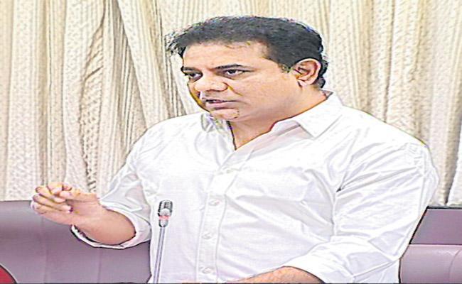Minister KTR Response On Uranium Mining - Sakshi