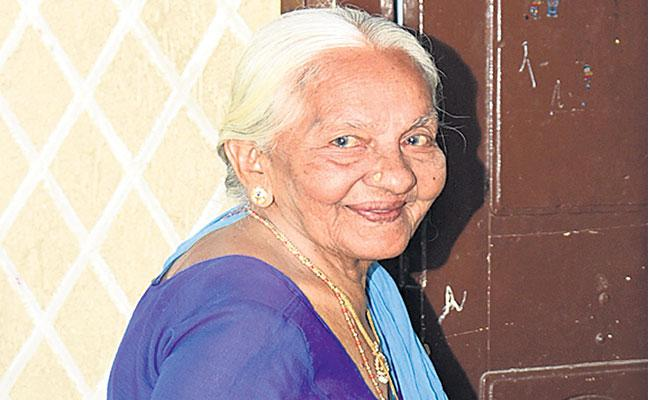 Madhuramma Had Three Sons Two Of Whom Had Joined The Maoist Movement - Sakshi