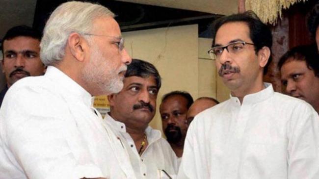 Shiv Sena prepares to go solo in Maharashtra Assembly poll - Sakshi