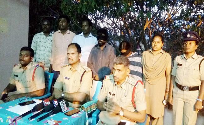 Man Murdered By Lover In Punganuru Chittoor - Sakshi
