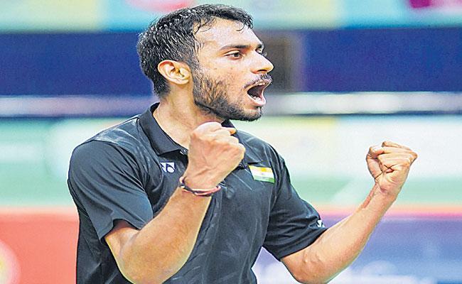 Indian Shuttler Sourabh Verma Won Third Title - Sakshi